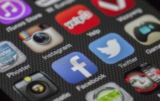 Sociálních sítích